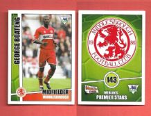 Middlesbrough George Boateng 143 (MPS)